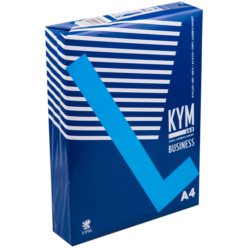 "Бумага Kym Lux ""Business"" А4, 80г/м2, 500л., 164%"