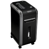 Уничтожитель документов Fellowes FS-46910 99Ci, 4 ур. секр. 18 лист, 4х38мм, 34л, скрепки, скобы,CD,карты