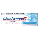 "Зубная паста Blend_a_Med ""3D White Whitening Therapy. Защита эмали"", 75мл"